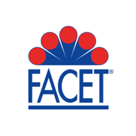 Części układów prowadzenia potwierza FACET