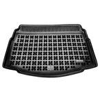 VW GOLF VII Hatchback dolna podłoga bagażnika od 2012 wykładzina bagażnika czarna REZAW-PLAST 231862