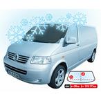 Osłona przeciwszronowa Winter Delivery Van (kolor czarny) KEGEL-BŁAŻUSIAK 5-3311-246-4010