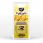 Odświeżacz powietrza w żelu K2 Maxima Lemon 50 ml K2 V605