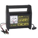 Prostownik BNW12/6t 12V/6A amperomierz, zabezpieczenie termiczne, 20 - 60Ah ELSIN 3004-107-007