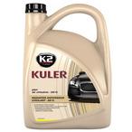 Płyn do chłodnicy K2 Kuler - żółty (-35°C) 5 Litrów K2 T205Y