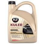 Płyn do chłodnic K2 Kuler - czerwony (koncentrat) 5 Litrów K2 T215C