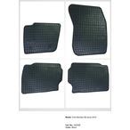 FORD MONDEO dywaniki gumowe (4 szt, czarne) FROGUM FROGUM 543008