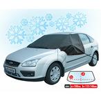Osłona przeciwszronowa Winter Plus Maxi (kolor czarny)