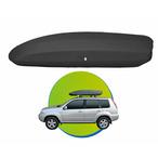 Pokrowiec ochronny na box dachowy Softcase (rozmiar XL, kolor czarny)
