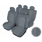 Pokrowce na fotele i kanapę Atlantic Super Air Bag (rozmiar L, kolor popielaty) KEGEL-BŁAŻUSIAK 5-1192-231-3020