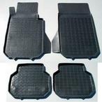 MERCEDES 190(W201), CLS(W219), E(W 211),E(W210) dywaniki gumowe (4 szt, czarne) POLGUM POLGUM PK11C