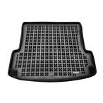 Skoda OCTAVIA I Hatchback 1997 - 2010 wykładzina bagażnika czarna REZAW-PLAST 231507