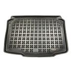 Seat IBIZA 5-drzwi  od 2008 wykładzina bagażnika czarna REZAW-PLAST 231422