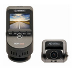 Rejestrator jazdy Full HD GARETT Road 9 przód/tył GARETT KAM_ROAD9