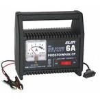 Prostownik BNW6 - 12V/6tp 6V/8,5A 12V/6A amperomierz, z regulacja, zabezpieczenie termiczne, 20 - 60Ah ELSIN 3004-114-001
