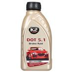 Płyn hamulcowy DOT 5.1 K2 500 ml K2 T105