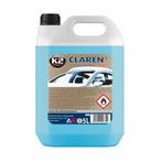 Płyn zimowy do spryskiwaczy K2 Claren -40°C 5 Litrów K2 K2K645