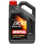 Olej silnikowy MOTUL 8100 Eco-lite 0W20 5 litrów MOTUL 101526