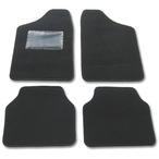 CNQ ASTRA/VW gumowe (4 szt, antracytowe) uniwersalne dywaniki tekstylne Typ 2 POLGUM - gruba wykładzina bagażnika POLGUM 9900-2