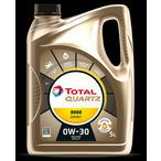 Olej TOTAL Quartz Energy 9000 0W30 5 litrów TOTAL 0W30/5/QUARTZENERGY