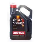Olej silnikowy MOTUL 8100 X-clean+ 5W30 5 litrów MOTUL 106377