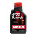 Olej silnikowy MOTUL 6100 Synergie 15W50 1 litr MOTUL 102780