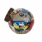 Zapach K2 Caro Solo 4 ml Kula 24 szt (buteleczka blister, vanilia) K2 V427M