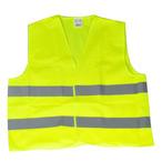 Kamizelka ostrzegawcza żółta l/xl REXXER RL-06-010