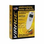 Elektroniczny tester alkoholu w wydychanym powietrzu VIRAGE AMTRA 94-012