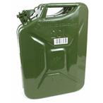 Kanister 20 litrów - metalowy VORTEX 0010