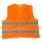 Kamizelka ostrzegawcza pomarańczowa l/xl REXXER RL-06-011