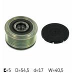 Sprzęgło jednokierunkowe alternatora SKF VKM 03613