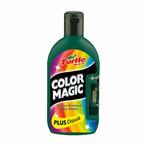 Wosk koloryzujący (zielony) + kredka TURTLE WAX Color Magic 500 ml AMTRA 70-037