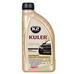 Płyn do chłodnic K2 Kuler - czerwony (koncentrat) 1 Litr
