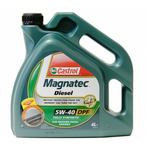 Olej CASTROL Magnatec Diesel DPF 5W40 4 litry CASTROL 5W40/4/MAGNATECDPF