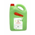 Letni płyn do spryskiwaczy z lejkiem IPARTS 5 litrów (zielony) - wieloowocowy IPARTS PLYN_5_LATO