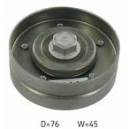 Rolka kierunkowa, prowadząca paska klinowego zębatego SKF VKM 31207