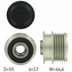 Sprzęgło jednokierunkowe alternatora SKF VKM 03827