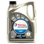 Olej TOTAL Quartz 7000 10W40 5 litrów TOTAL 10W40/5/QUARTZ7000