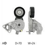 Rolka napinacza paska klinowego wielorowkowego SKF VKM 31019