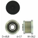 Sprzęgło jednokierunkowe alternatora SKF VKM 03603