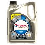 Olej TOTAL Quartz 7000 Diesel 10W40 5 litrów TOTAL 10W40/5/QUARTZDIESEL7000