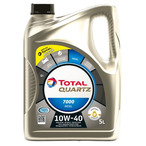 Olej TOTAL Quartz 7000 Diesel 10W40 5 litrów