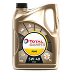 Olej TOTAL Quartz 9000 5W40 5 litrów TOTAL 5W40/5/QUARTZ