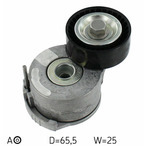 Rolka napinacza paska klinowego wielorowkowego SKF VKM 33205