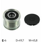 Sprzęgło jednokierunkowe alternatora SKF VKM 03810