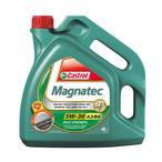 Olej CASTROL Magnatec A3/B4 5W30 4 litry CASTROL 5W30/4/MAGNATECA3B4