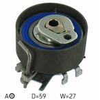 Rolka napinacza paska rozrządu SKF VKM 16002