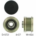 Sprzęgło jednokierunkowe alternatora SKF VKM 03605