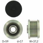 Sprzęgło jednokierunkowe alternatora SKF VKM 03307
