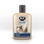 Środek do czyszczenia i konserwacji skóry K2 Letan 200 ml
