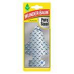 Choinka zapachowa WUNDER-BAUM (pure steel) WUNDER-BAUM 23-149