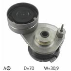 Rolka napinacza paska klinowego wielorowkowego SKF VKMCV 57004